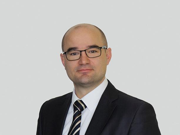 г-н Милан Драгоновски