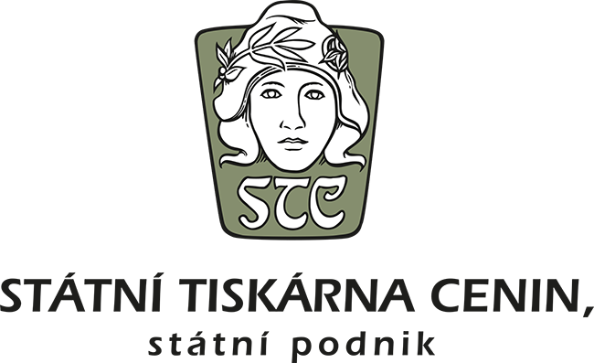 Státní tiskárna cenin Retina Logo